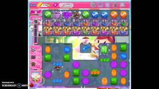 Candy Crush Level 1088 help w/audio tips, hints, tricks