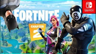 Fortnite Chapter 2: NEW Friends Community Matches (Nintendo Switch) Stream Archive thumbnail