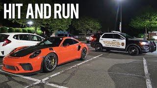 My GT3RS Got Hit in a Parking Lot..