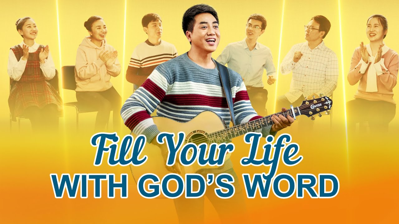 """""""Fill Your Life With God's Word"""" 