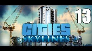 Cities:skylines- Building Shanksville Part 13