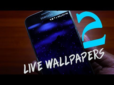 2 BEST AND AMAZING Wallpaper Apps for Android 2018 ! 3D  Wallpapers