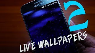 2 BEST AND AMAZING Wallpaper Apps for Android 2018 ! 3D Live Wallpapers