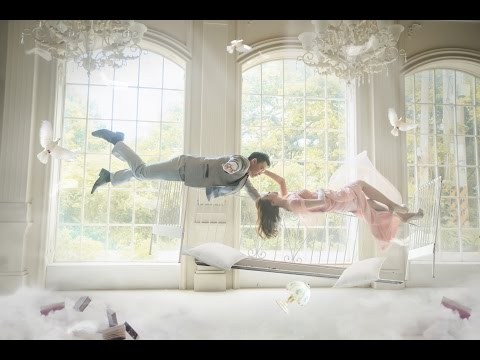WeiMin & YuYen Pre-wedding Photoshoot + Video 漂浮婚纱摄影