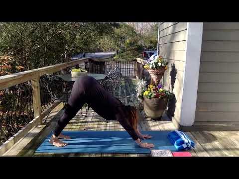Vinyasa Yoga with Cindy - 60 Minutes