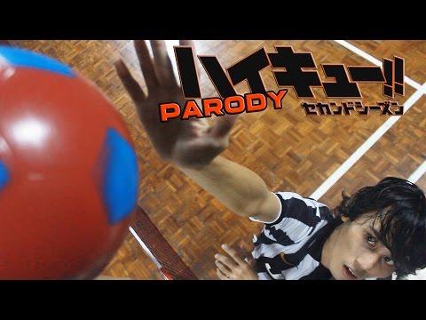 Haikyuu!! Season 2 Opening 2 Parody