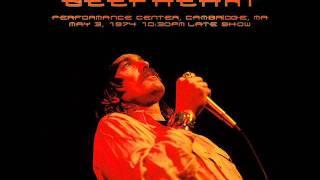 Captain Beefheart - Abba Zabba (live)