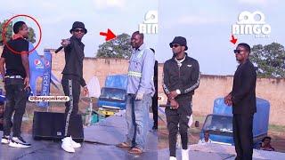 JUKWAANI Alichokifanya Diamond,Tuddy Tomas, Bodygurd kwenye SoundCheck Moshi wasafi festival