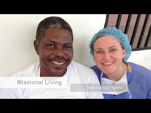 Our Heart in Missions