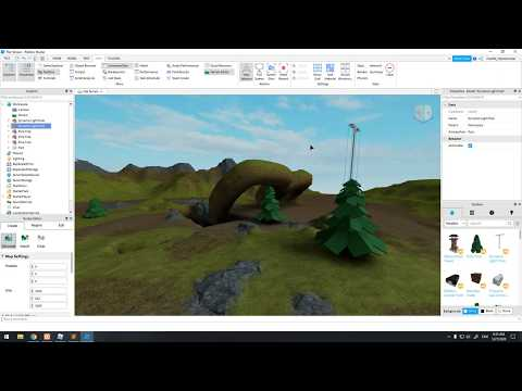 Roblox Studio Tutorial Indonesia #Part1 - [ Pengenalan roblox studio ]