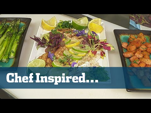 Florida Sport Fishing TV - Capt's Kitchen Yellowtail Snapper Fresh Fish