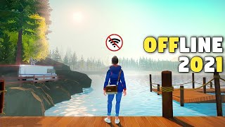 Top 10 OFFLINE GAṀES for Android & iOS 2021 | Top 10 Offline Games for Android #9