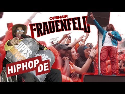 Totale Eskalation auf dem Openair Frauenfeld!! – Festival Vlog Tag 1