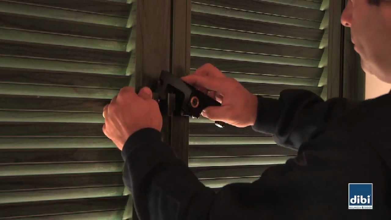 Montaggio superblock di bi porte blindate youtube - Sbarra di sicurezza per porte ...