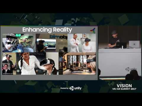 Vision 2017 - Samsung Innovations with Immersive Technologies