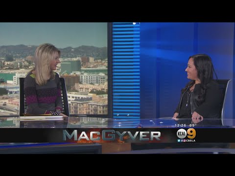 KCAL9 : Meredith Eaton from CBS's
