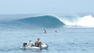 Rags Right Best Right Surf Spot Mentawais