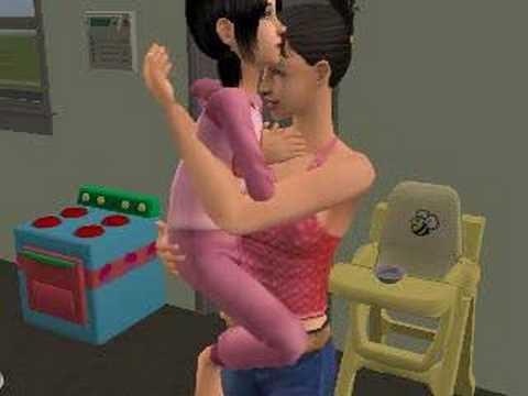 Sims 2 Toddler Kid YouTube