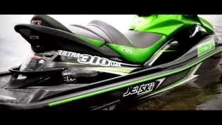 2015 Kawasaki Ultra 310LX/R Jet Ski Promo Video