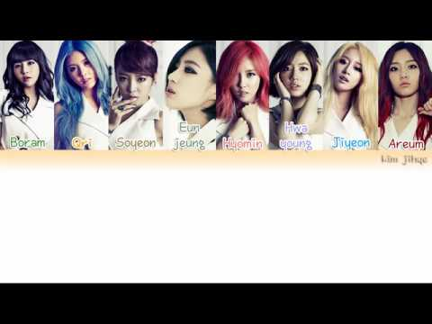 T-ara (티아라) - Don't Leave Me (떠나지마) Lyrics (Han|Rom|Eng|Color Coded) #TBS