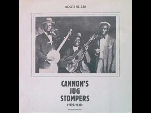 Gus Cannon & His Jug Stompers Last Chance Blues