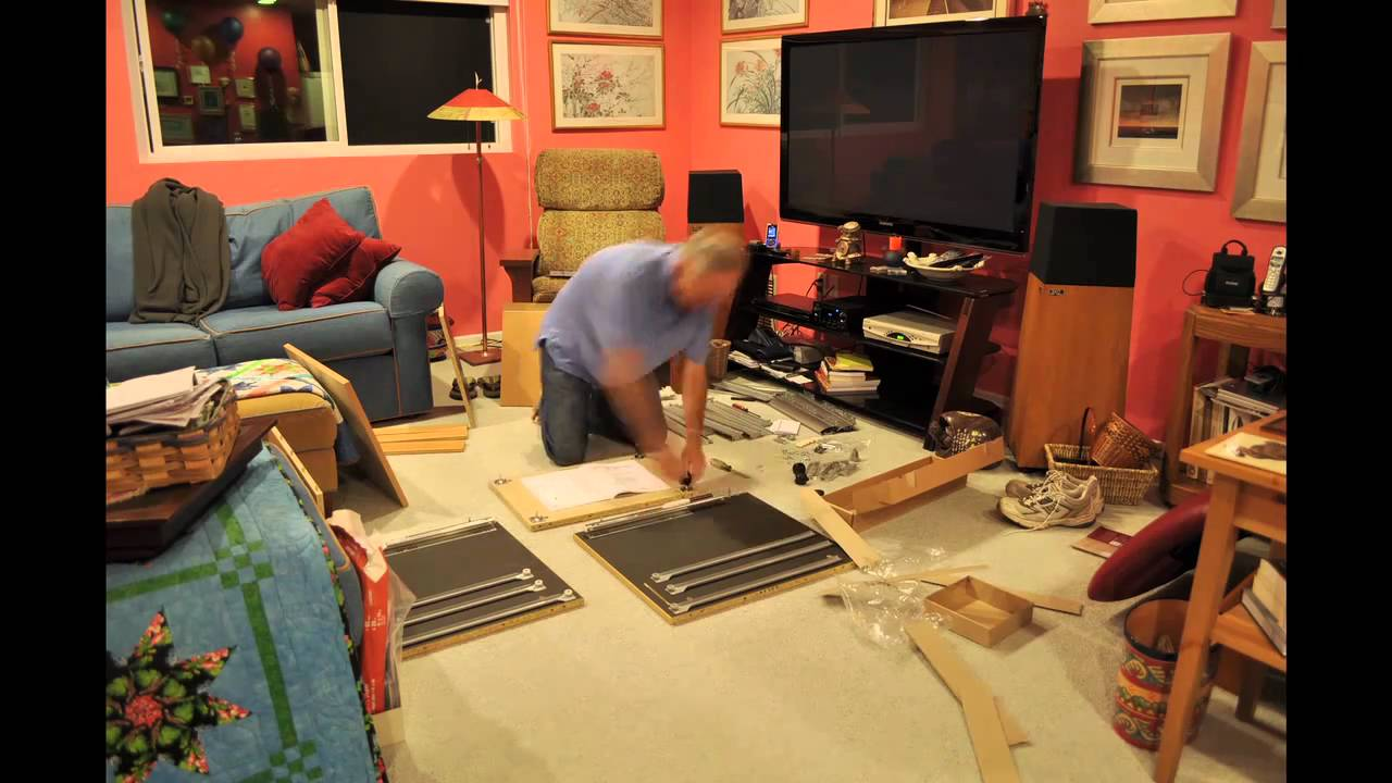 ikea galant file cabinet locked out by time lapse building an ikea file drawer youtube