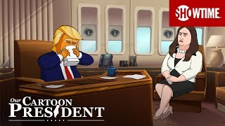 Trump Loses Mind After Convictions | Our Cartoon President | SHOWTIME