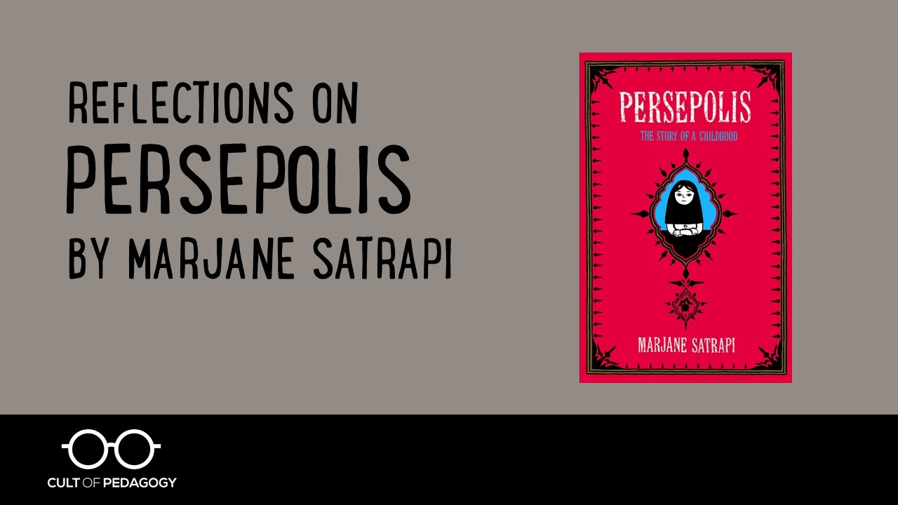 Reflections On Persepolis By Marjane Satrapi Youtube