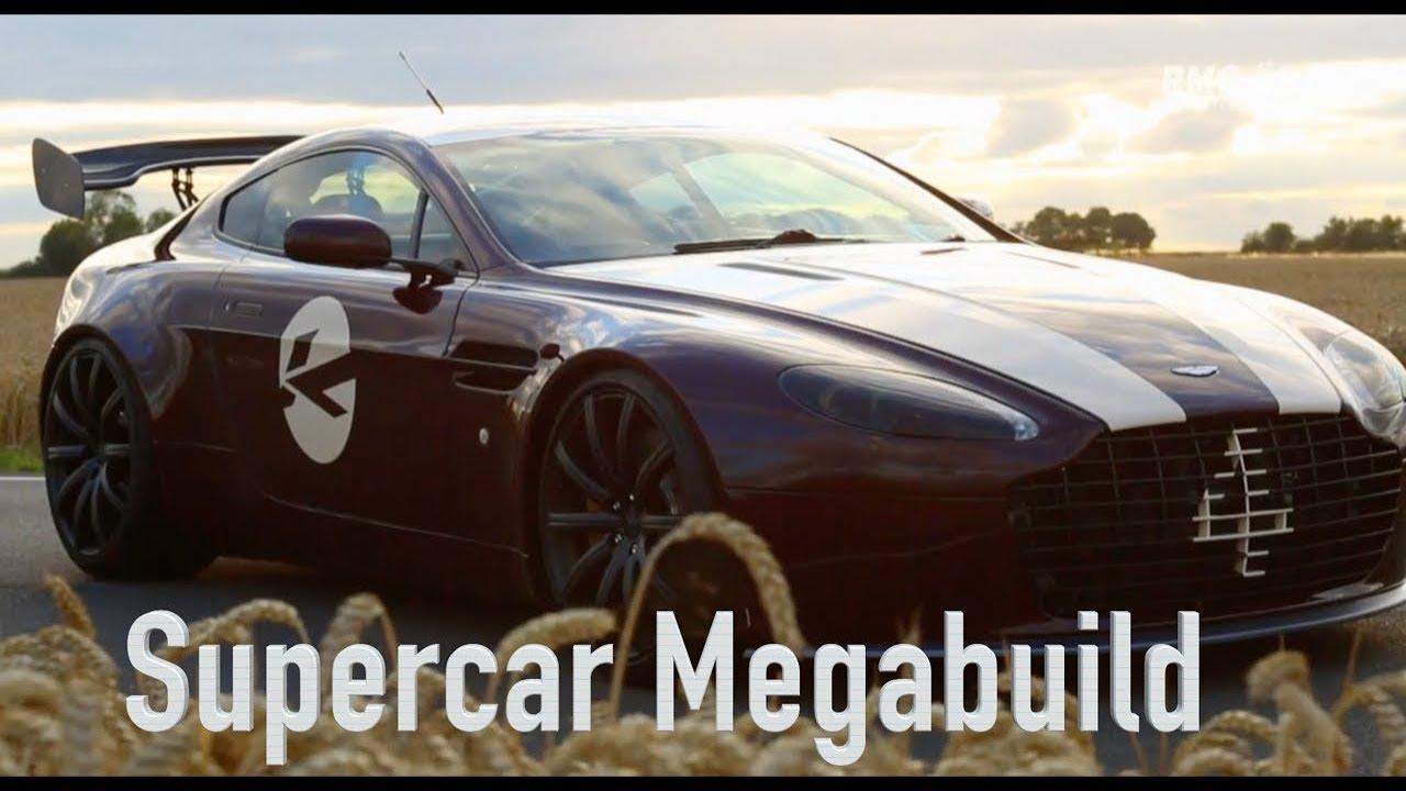 Fr Supercar Megabuild Aston Martin Vantage Youtube