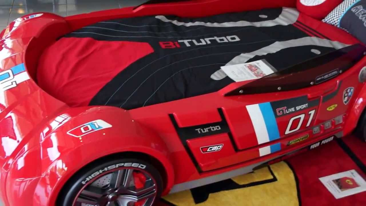 Car Bed Turbo Best Children S Furniture At Turbobeds Com By Cilek