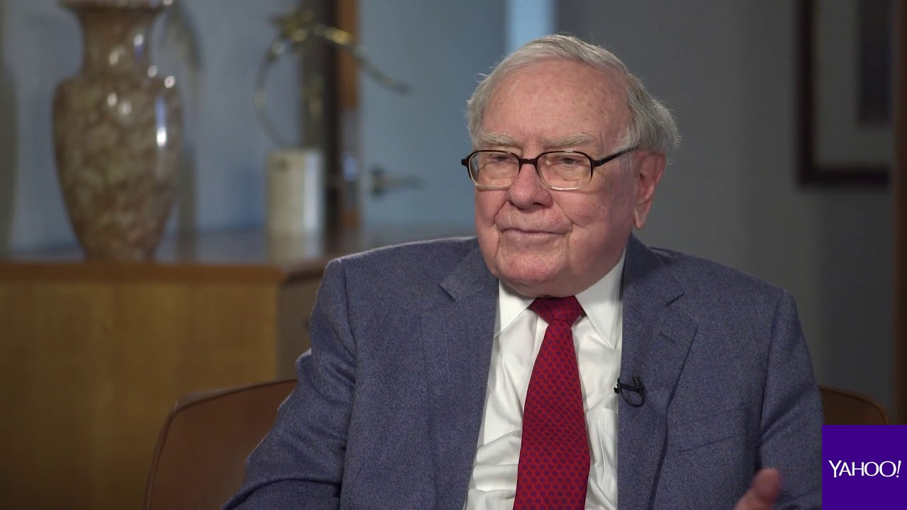 Buffett: 'Everything in valuation gets back to interest rates'