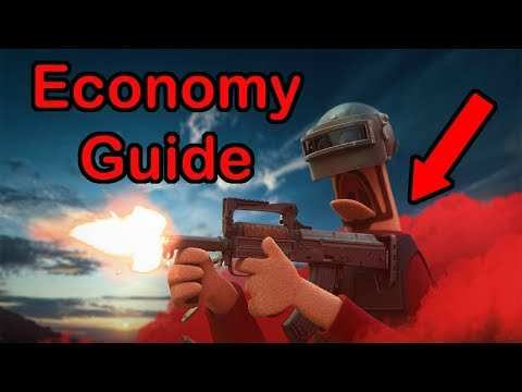 PUBG Economy Guide - PUBG How to Farm Crates - [PUBG] Player Unknown's BattleGround