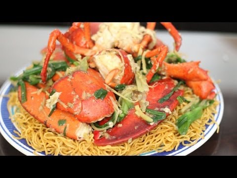 Lobster Special Cooking Recipe Cach Lam Tom Hum Xao Dac Biet