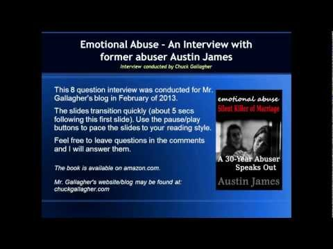 What Is Psychological Abuse In A Marriage