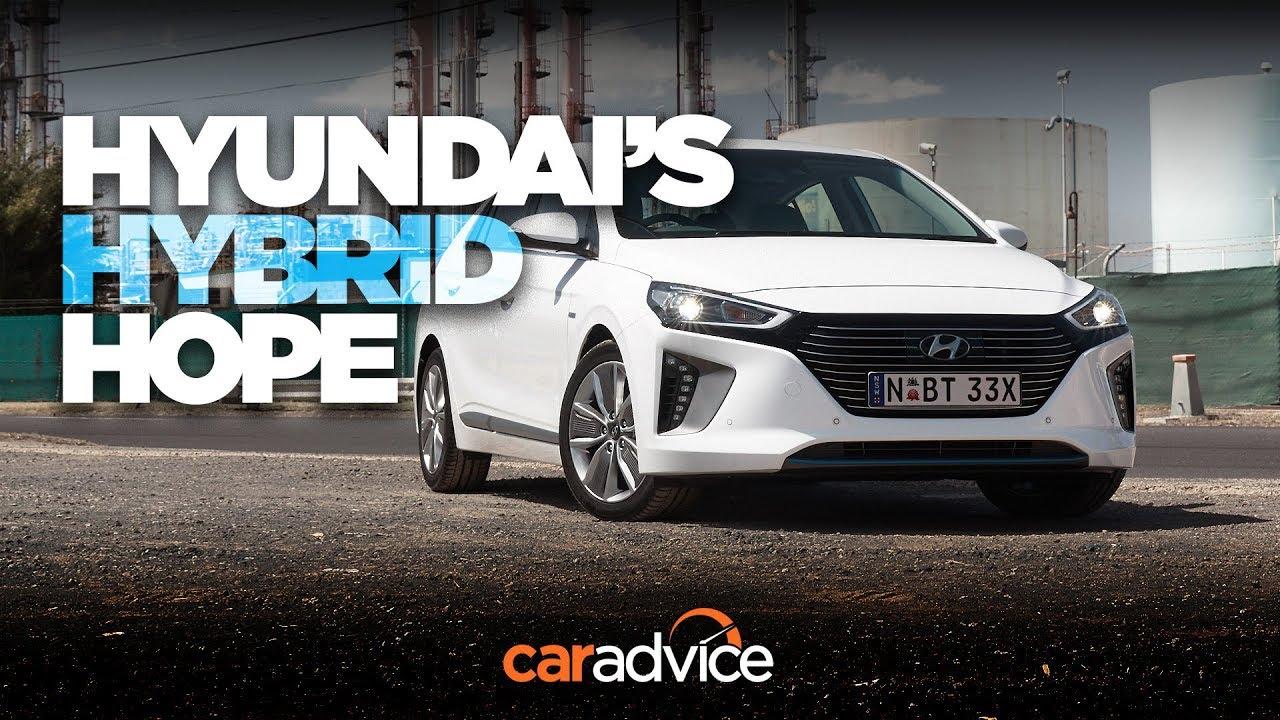 2018 Hyundai Ioniq Review A Prius Rival Ears