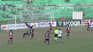 Goianão 2017: Gols do empate Rio Verde 1x1 Anápolis