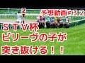 競馬で金をかせぐ♯32(予想)快速馬ビリーヴの子!