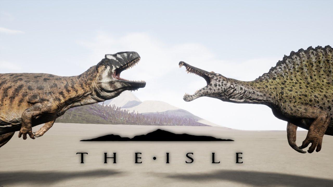 The Isle: GIGANOTOSAURUS vs SPINOSAURUS {Ep.221} - YouTubeGiganotosaurus Vs Spinosaurus