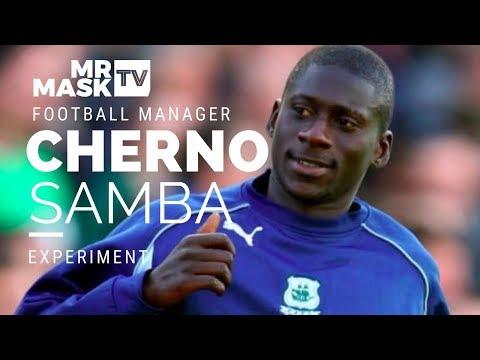 Cherno Samba Football Manager Experiment