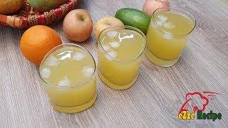 ইফতারে রিফ্রেশিং আপেলের সরবত রেসিপি | Apple Juice | Sorbot Recipe Bangla