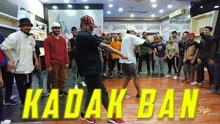 EMIWAY-KADAK BAN | Kartik Raja Dance Choreography |