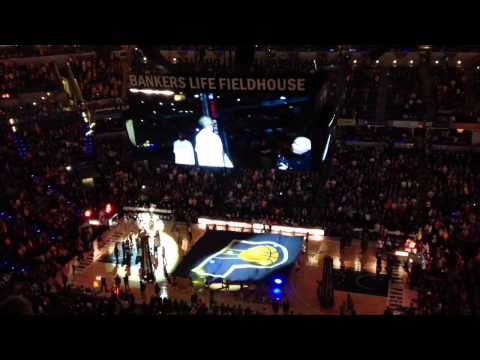 Indiana Pacers 2013-14 Starting Lineups