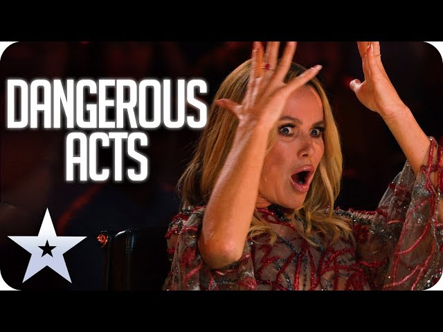 Brace yourselves for Series 13s most DANGEROUS acts! | BGT 2019