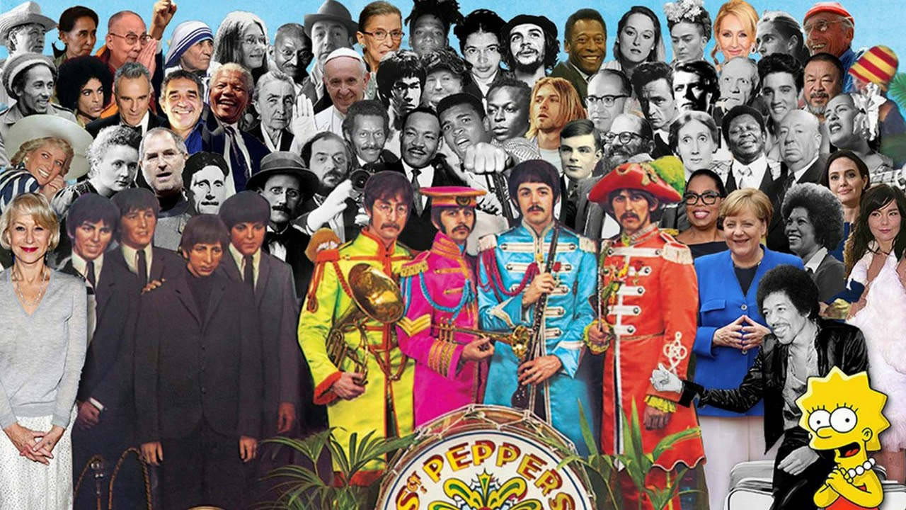 sgt pepper 39 s lonely hearts club band full album 1 june 1967 the beatles greatest hits youtube. Black Bedroom Furniture Sets. Home Design Ideas