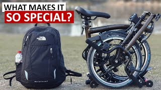 Long-term Review of the Brompton folding bike | What makes it SO SPECIAL?