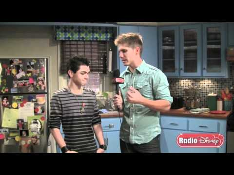 Shake It Up Star Adam Irigoyen on Radio Disney