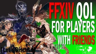 State Of FFX V QOL For Players With Friends Lets Discuss Level Sync