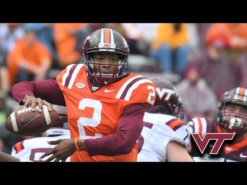 Virginia Tech Spring Game Highlights (2017)