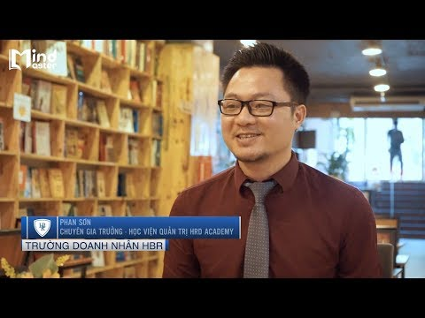 Review sách hay về bộ 3 cuốn sách Quản Trị Nhân Sự - Chuyên gia trưởng Học viện quản trị HRD ACADEMY