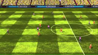 FIFA 14 iPhone/iPad - Catalania vs. Boca Juniors
